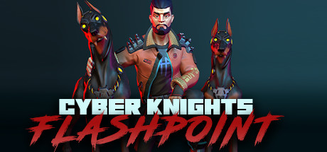 Cyber Knights Flashpoint logo