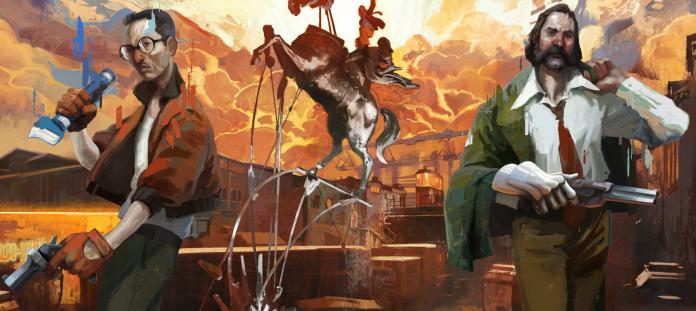 Disco Elysium affiche 2 | RPG Jeuxvidéo