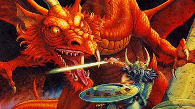 Donjons et dragons logo