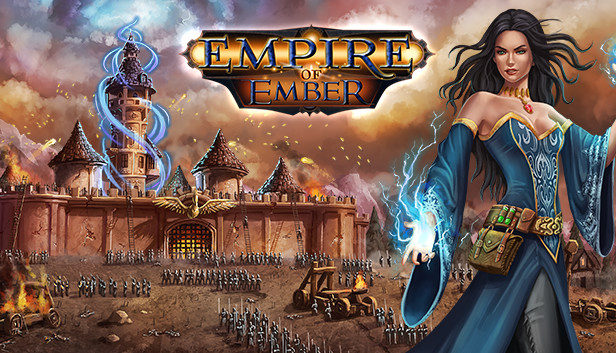 Empire of Ember affiche