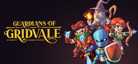 Guardians of gridvale logo   RPG Jeuxvidéo