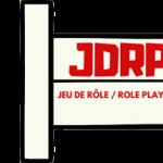 JDRPG logo | RPG Jeuxvidéo