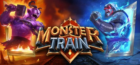Monster train logo