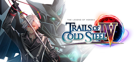 The Legend of Heroes Trails of Cold Steel IV logo