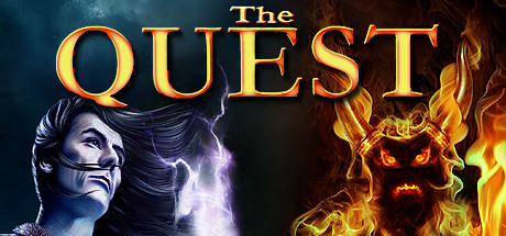 The Quest 2 logo