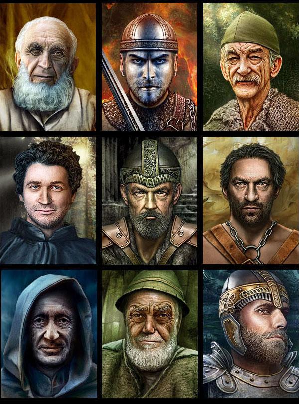 The Quest 2 portrait 2 | RPG Jeuxvidéo