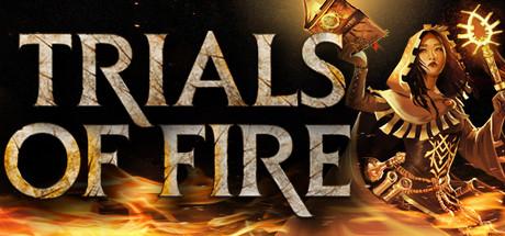 Trials of fire logo