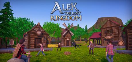 Alek the lost kingdom logo