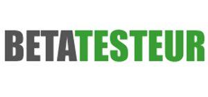 Beta testeur logo