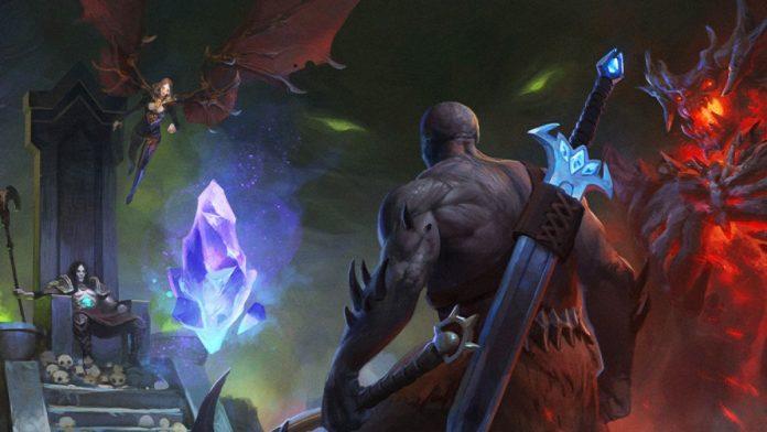 Demon skin affiche 2