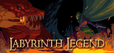 Labyrinth Legend logo