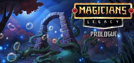 Magiciens' legacy prologue logo