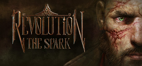 Revolution the spark logo2
