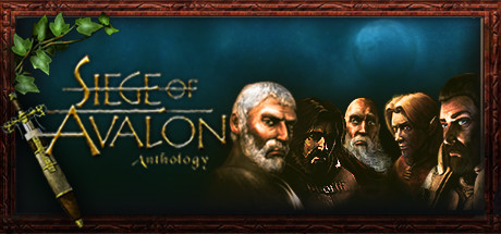 Siege of Avalon anthology logo