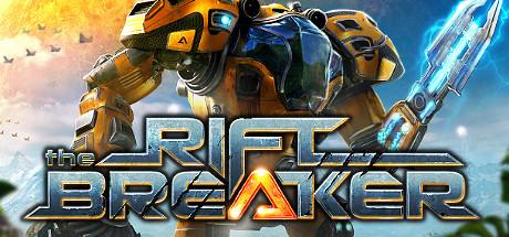 The riftbreaker logo