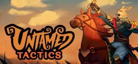 Untamed Tactics logo