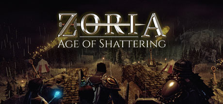 Zoria Age of Shattering logo
