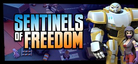 sentinels of freedom logo
