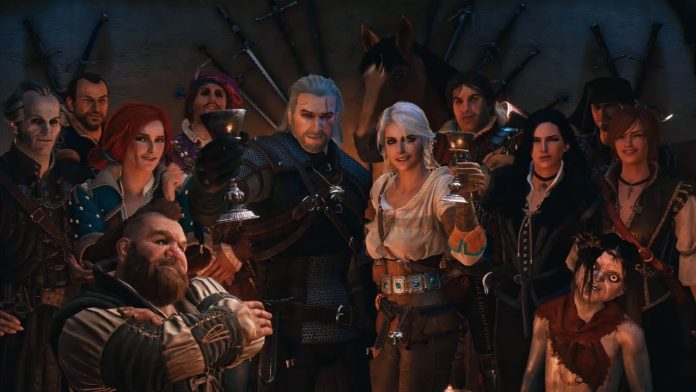 Anniversaire the witcher 3