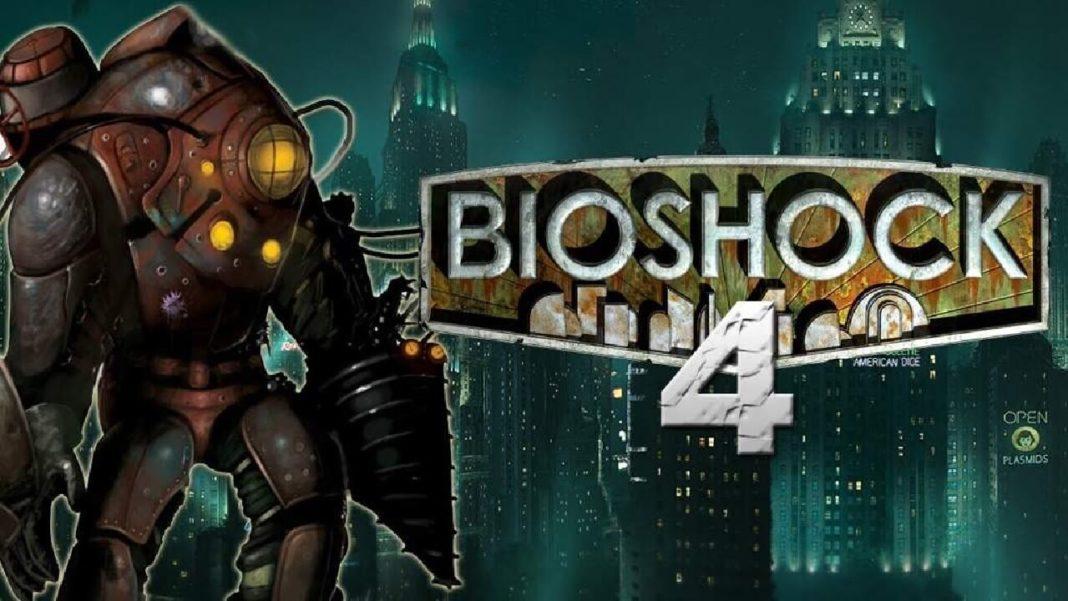 Bioshock 4 logo
