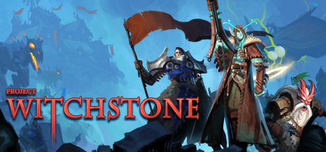 Project witchstone logo
