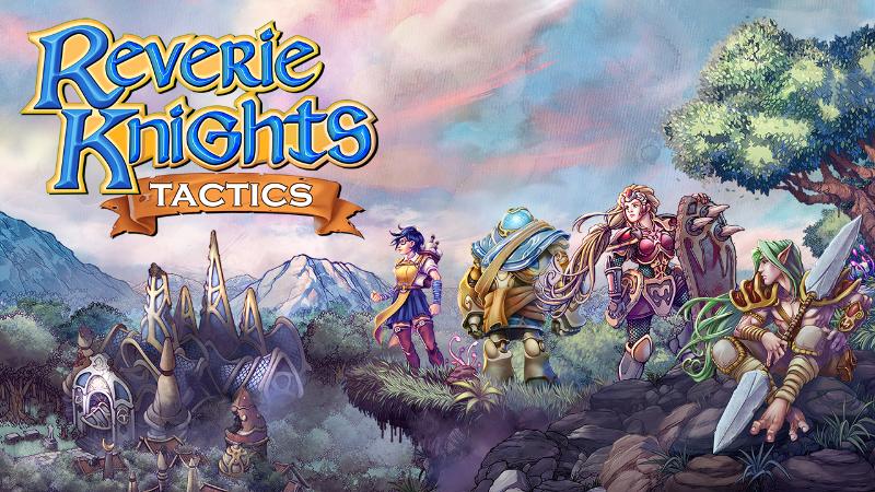 Reverie Knights Tactics logo