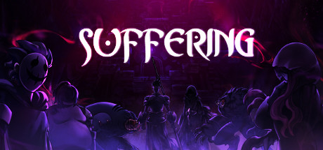 Suffering logo