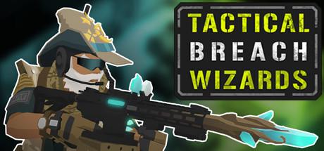 Tactical Breach wizards logo