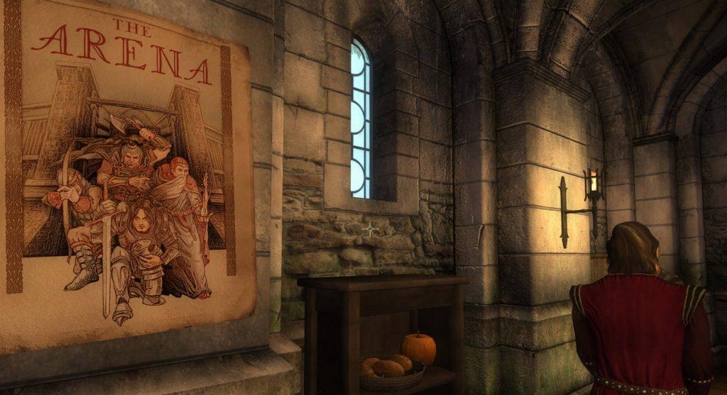 The Elder Scrolls IV Oblivion Upscaled 4x textures mod 2 | RPG Jeuxvidéo