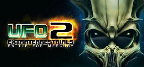UFO2 extraterrestrials logo