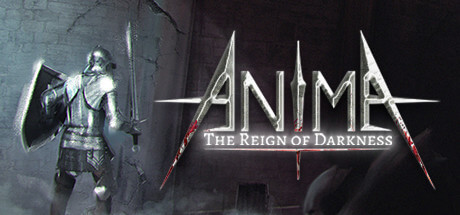 Anima the reign of darkness logo