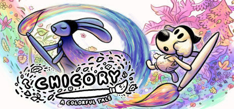 Chicory A Colorful Tale logo