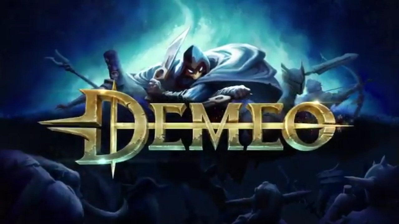 Demeo VR affiche