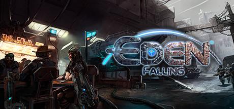 Eden Falling logo