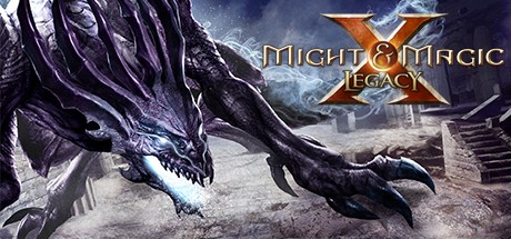 Might and Magic X logo