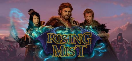 Rising Mist logo