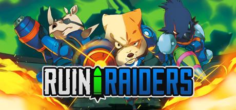Ruin Raiders logo