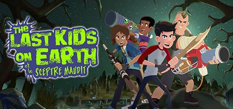 The Last Kids on Earth et le Sceptre Maudit logo