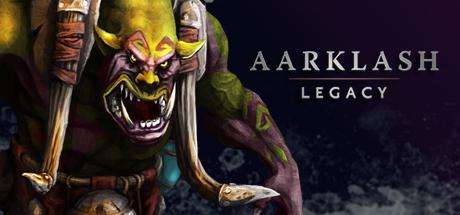 Aarklash Legacy logo