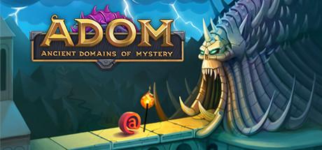 Adom logo