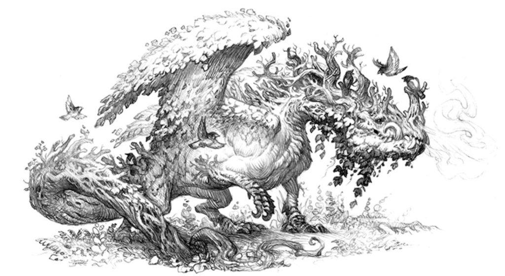 Drago de la foret fanstratics | RPG Jeuxvidéo