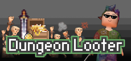 Dungeon Looter logo