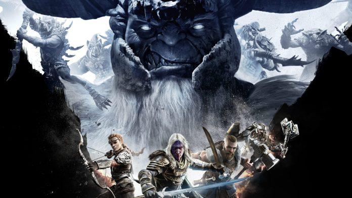 Dungeons & Dragons Dark Alliance Affiche