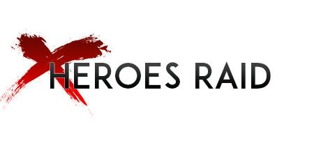 Heroes Raid logo