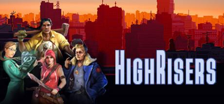Highrisers logo