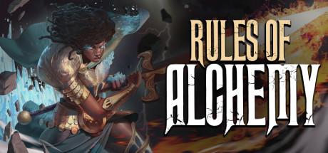 Rules of Alchemy logo