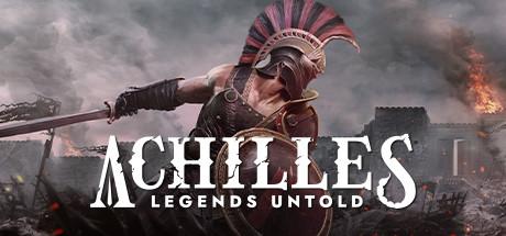 Achilles Legends Untold logo