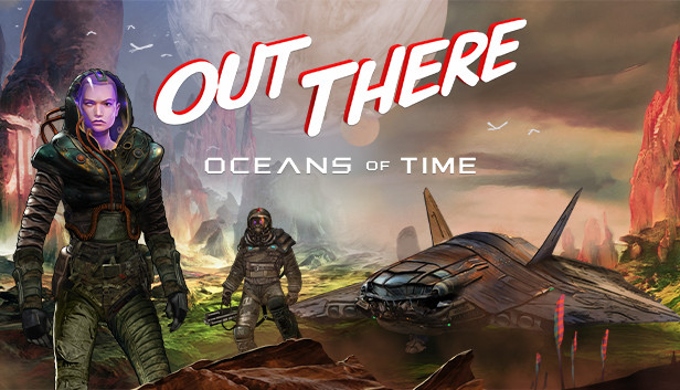 Out There Oceans of Time logo 2