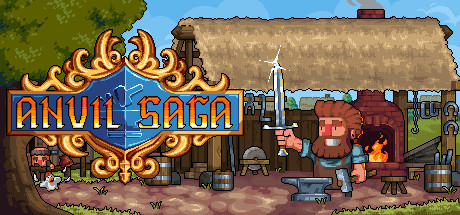 Anvil saga logo