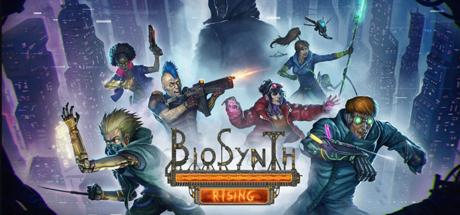 Biosynth rising logo